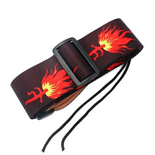 Load image into Gallery viewer, Professional Guitar Strap Guitar Material Polyster Musical Instrument Accessories 150*5*0.26cm