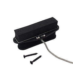 Professional Electric Guitar Accessory Pickup Electric Bass Fiber Copper wire Foam Musical Instrument Accessories 8.44*2.52*1.85cm