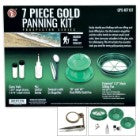 7 Piece Gold Panning Kit - Alberta Gold Equipment