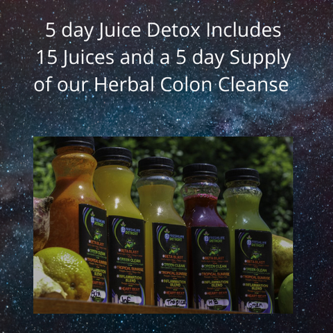 5 Day Juice Detox Kit