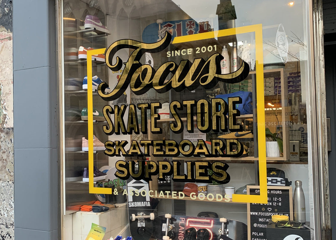 Focus Skate Store Skateboard Supplies