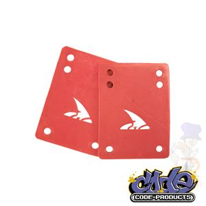 Code Red Riser Pads - 1/8 inch