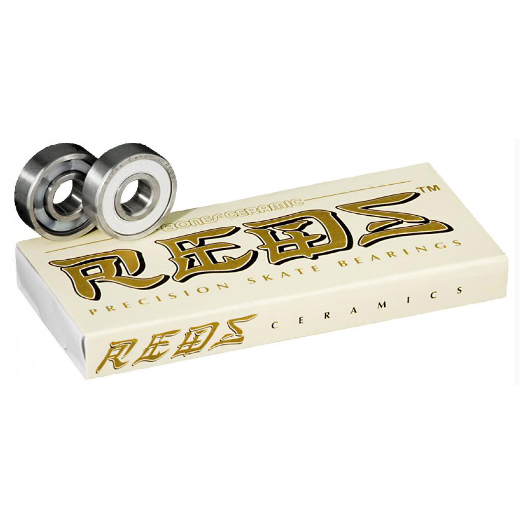 Bones Ceramic Reds Bearings
