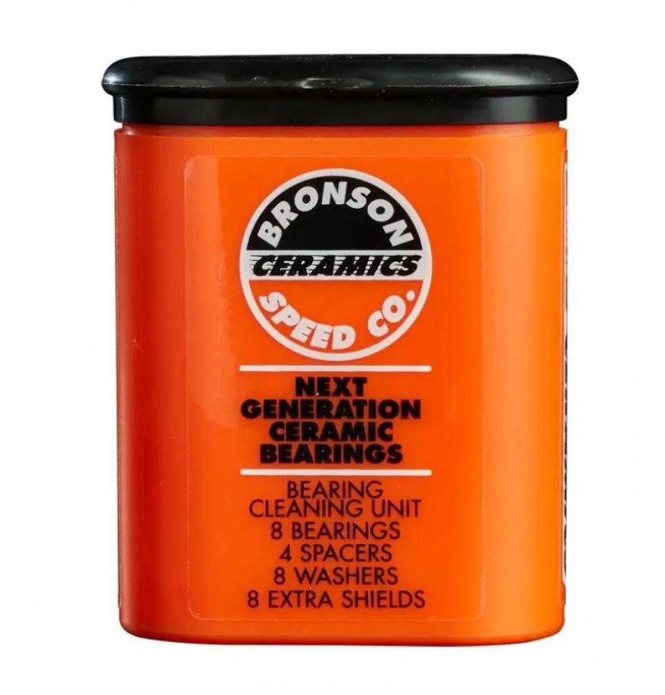 Bronson Speed Co. Ceramic Bearings