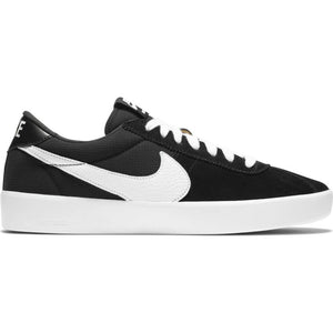 Nike SB Bruin React Shoes - Black/White-Black-Anthracite