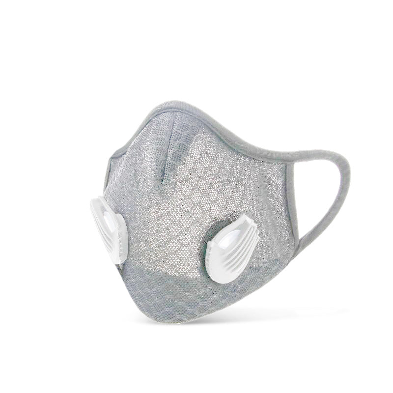 Medipop Washable Ventilator Mask - Grey