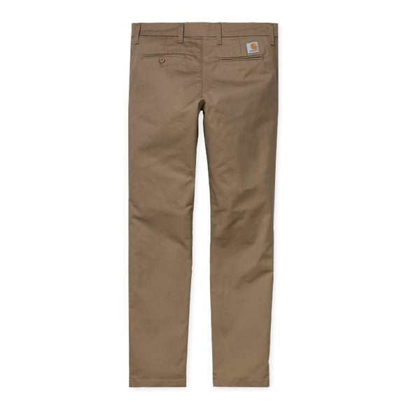 Carhartt WIP Sid Pant - Leather Rinsed