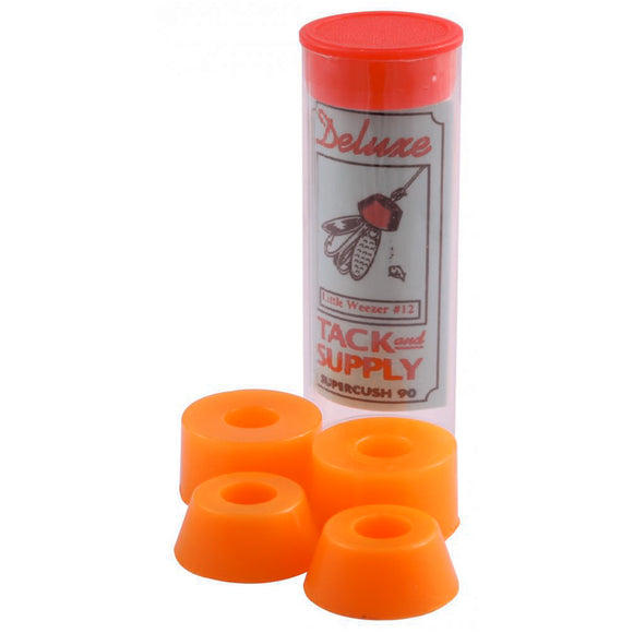 Thunder Supercush Bushings - 90a Orange