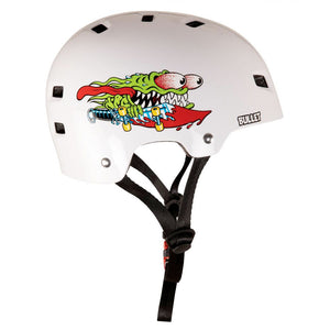 Focus Melted Coo Hooded Sweatshirt - Pink