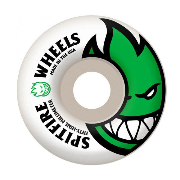 Spitfire Bighead Wheels 59mm