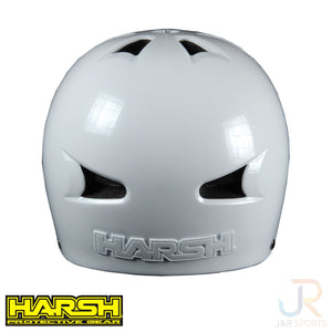 Harsh Pro EPS Helmet - Pearl White