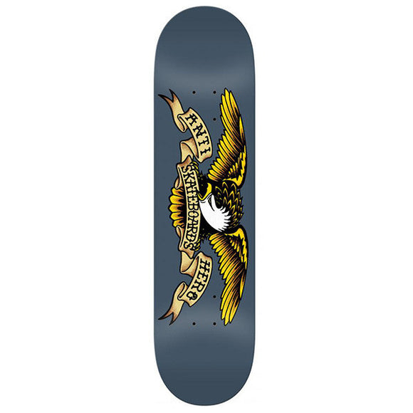 Anti Hero Classic Eagle Deck Grey - 8.62