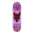 Welcome Menagerie on Baculus 2 (Purple Stain) Deck - 9""
