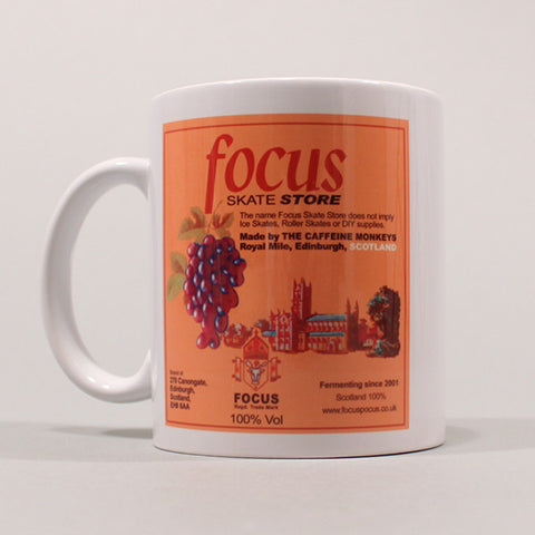 Focus The Buckfocus Coffee Mug