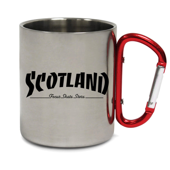 Focus Scotland Stainless Steel Camping Mug