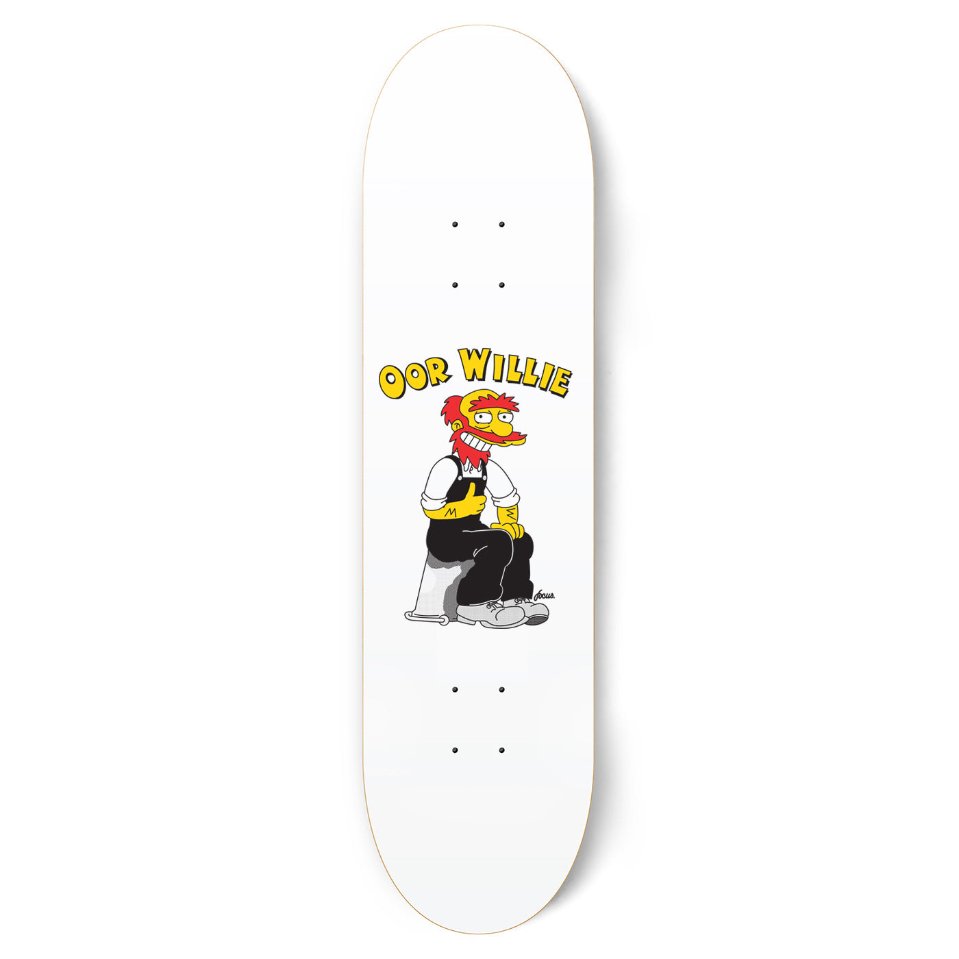 Focus Oor Willie Decks - Various Sizes