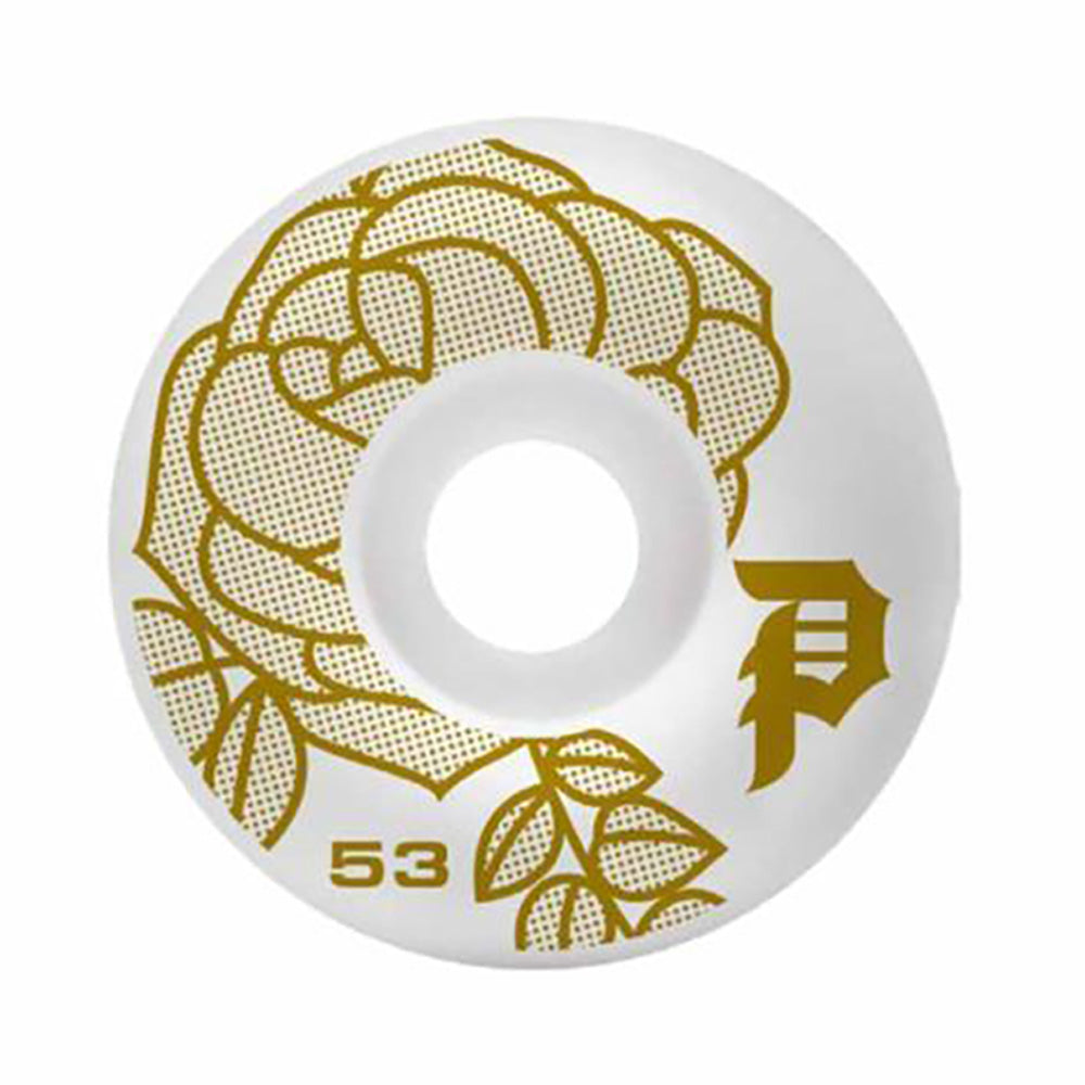Primitive Rosa Wheels - 53mm Gold