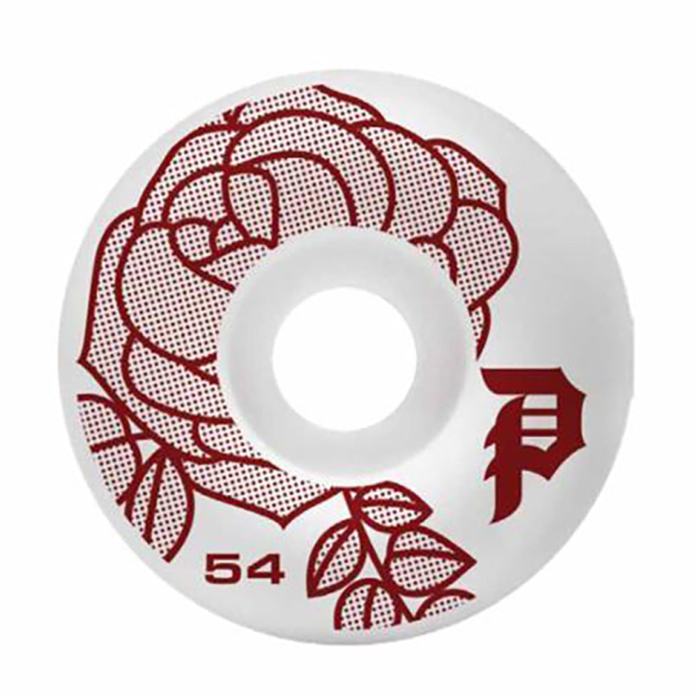 Primitive Rosa Wheels - 54mm Burgundy
