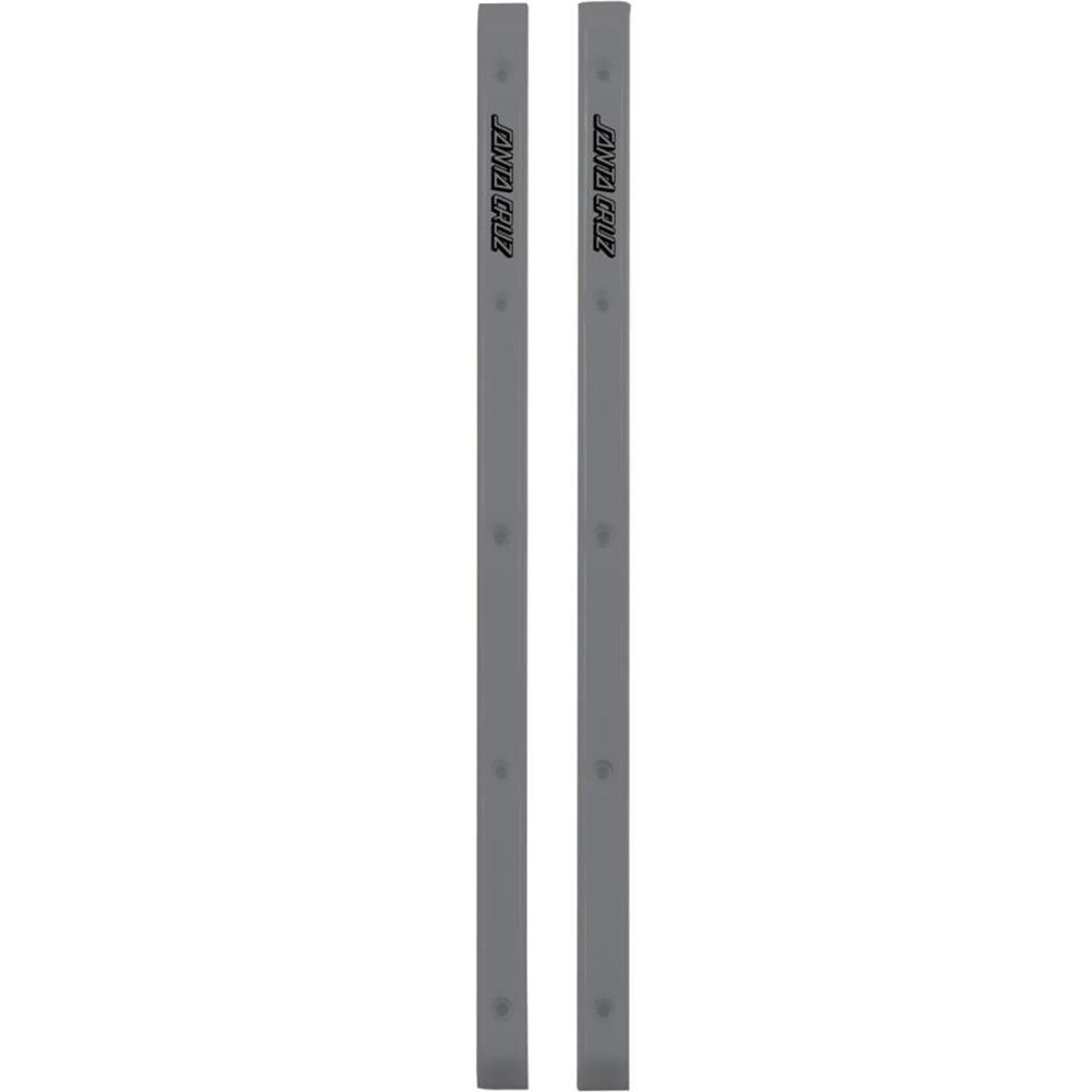 Santa Cruz Cell Block Slimline Rails - Silver