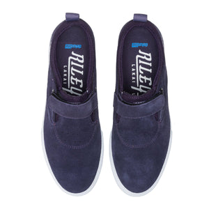 Lakai Riley Hawk II Shoes - Purple Suede
