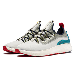 Supra Factor XT Shoes - Stone/Teal/Dark Grey