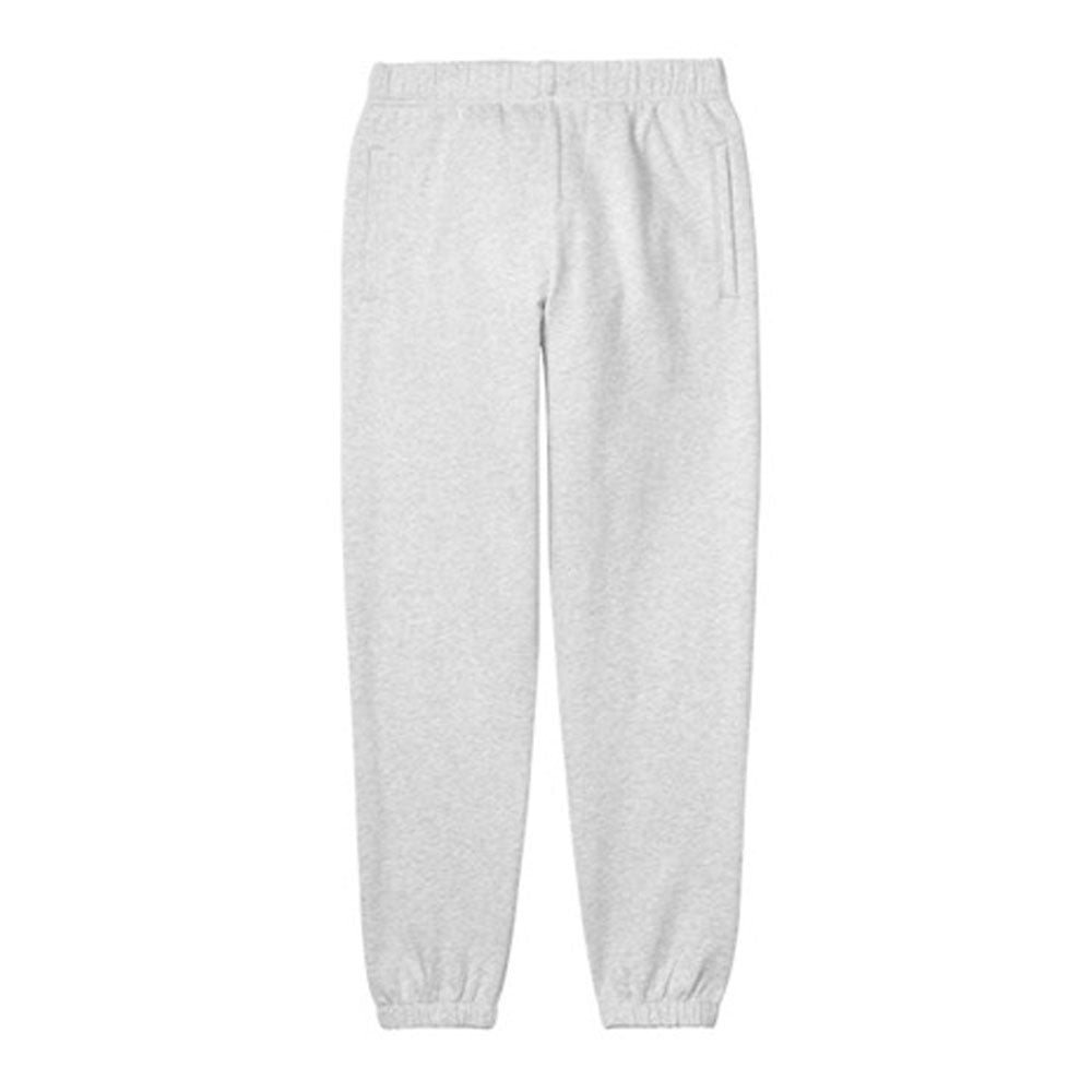 Carhartt WIP Pocket Sweat Pant - Ash Heather