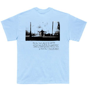 Focus GoodFocus T-shirt - Baby Blue