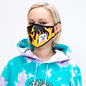 RIPNDIP Ventilator Face Mask - Welcome To Heck