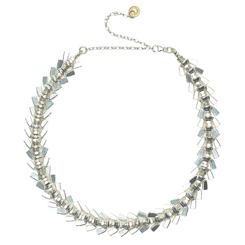 Anya Silver Necklace