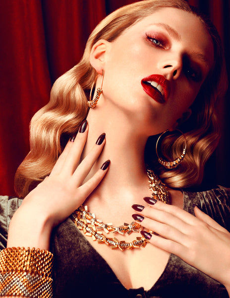 Alice Menter jewellery in Cherry Magazine