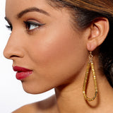 Annie Gold Earrings by Alice Menter - 2