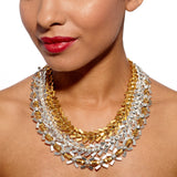 Anya Gold Necklace by Alice Menter - 3