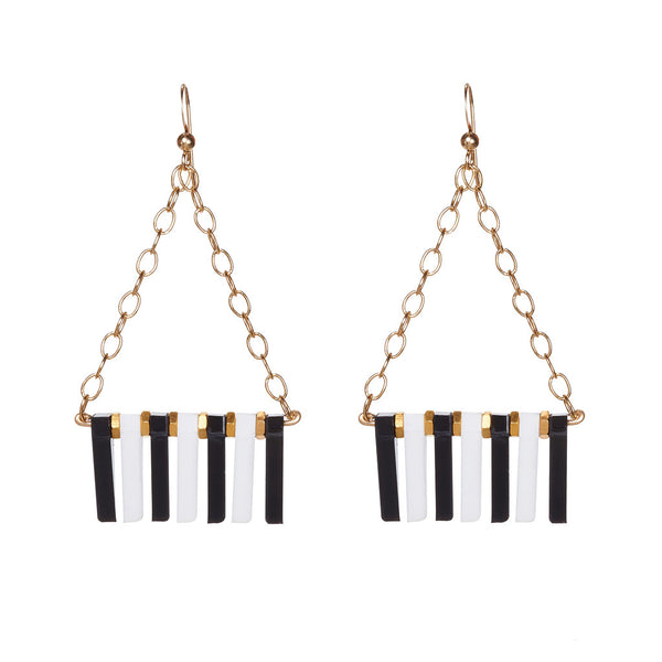 Bay Earrings by Alice Menter - 1