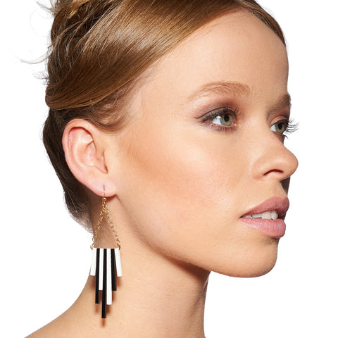 Bella Earrings by Alice Menter - 2