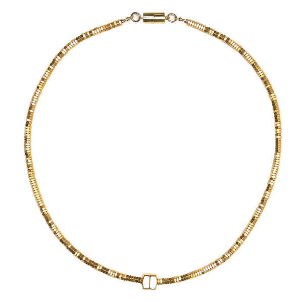 Delphi Gold Necklace by Alice Menter - 1
