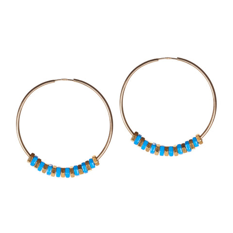Georgia Earrings by Alice Menter - 1