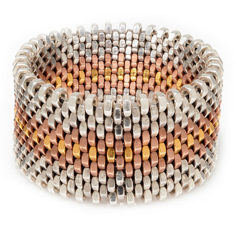 Isla Fade Out Cuff by Alice Menter - 1