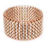 Isla Rose Mixed Cuff by Alice Menter - 1