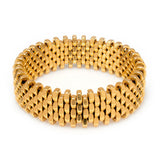 Ivy Gold Cuff by Alice Menter - 1