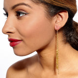 Katie Gold Earrings by Alice Menter - 2