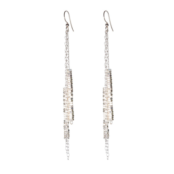 Katie Silver Earrings by Alice Menter - 1