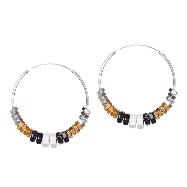 Melissa Earrings by Alice Menter - 1