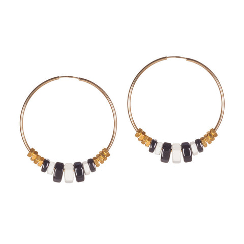 Mia Earrings by Alice Menter - 1