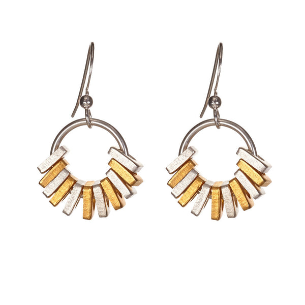Nina Earrings by Alice Menter