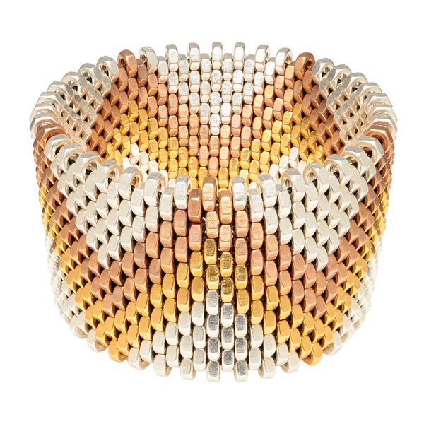 Olive Cuff by Alice Menter - 1