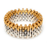 Rebecca Gold Fade Cuff by Alice Menter - 1