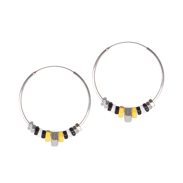 Taya Earrings by Alice Menter - 1