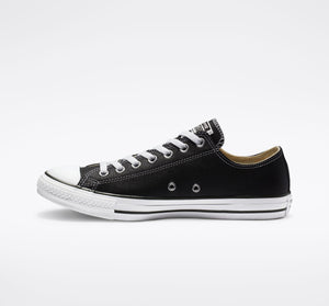 a663d354f1f3 Chuck Taylor All Star Leather Low Top - 132174C - Black - Toysplayer