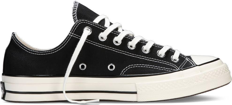 e33b09f038b6 Converse Chuck Taylor All Star  70 Lace Up Sneakers - Black - Toysplayer