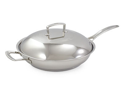 Classic large Frypan with Lid